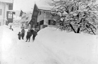 vor 1918 Winter Fieberbrunn